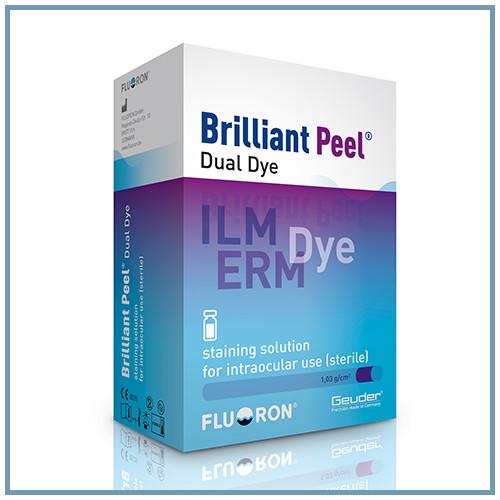 Brilliant Peel Dual Dye