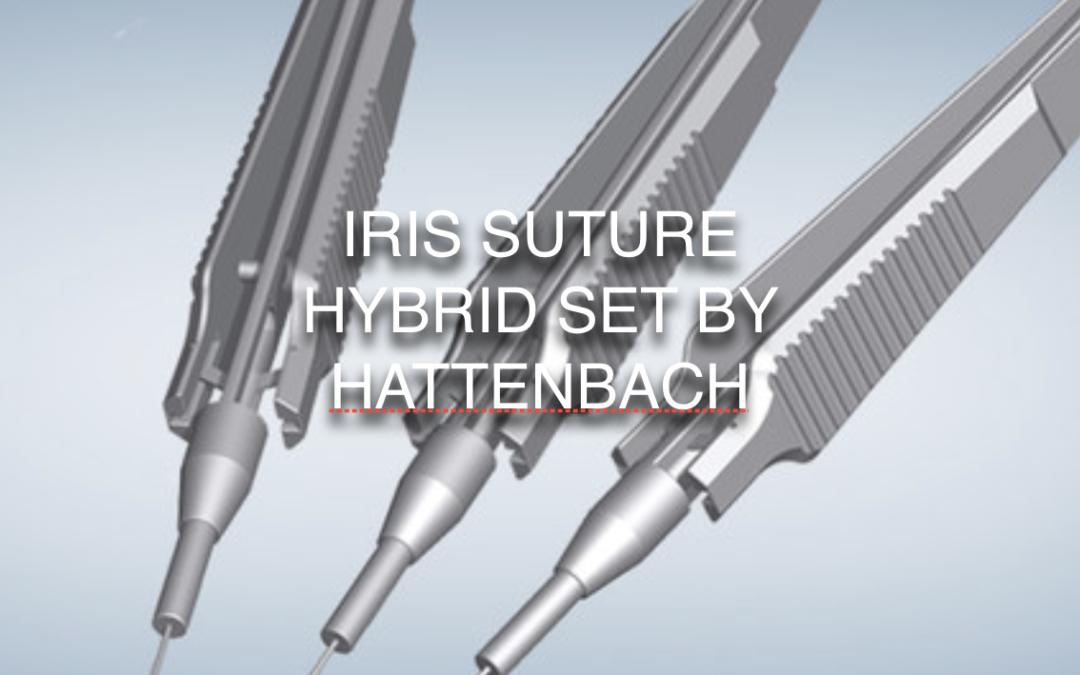 Iris Suture Hybrid Set