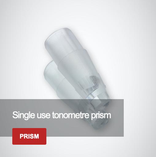 Single Use Tonometer Prism
