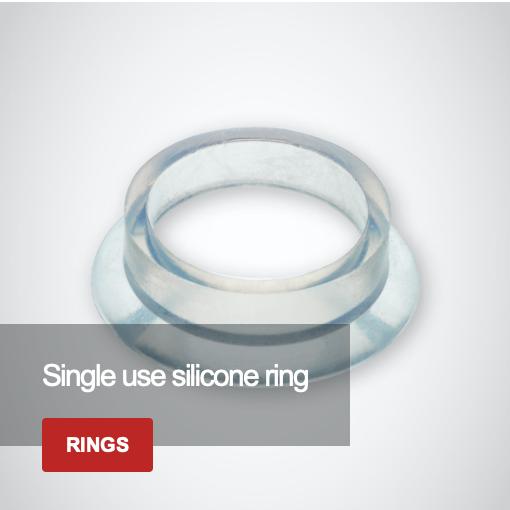 Single Use Silicone Ring