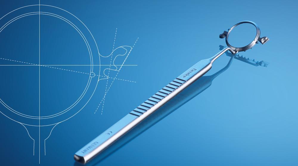 Yamane Needle Holder